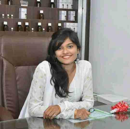 Dr. Tarika Joshi's profile on Curofy