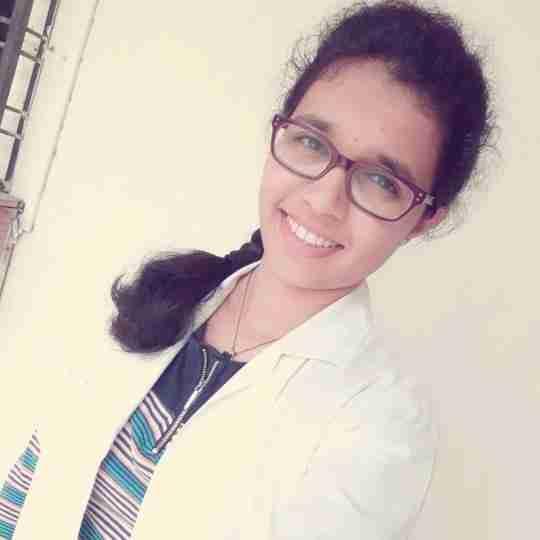Jagruti Borse's profile on Curofy