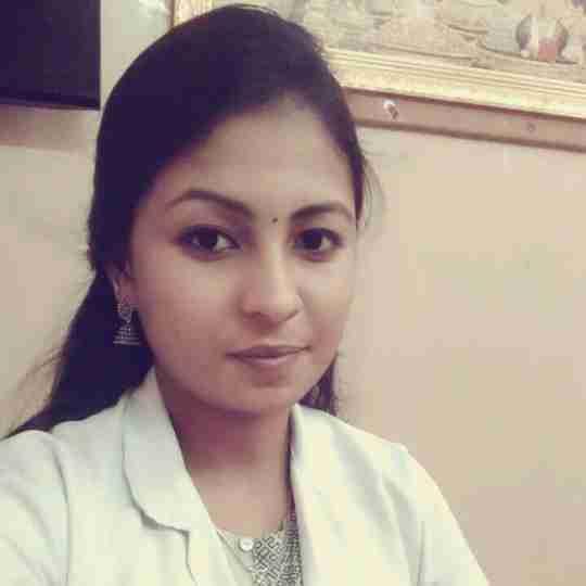 Anitha Nagendran's profile on Curofy