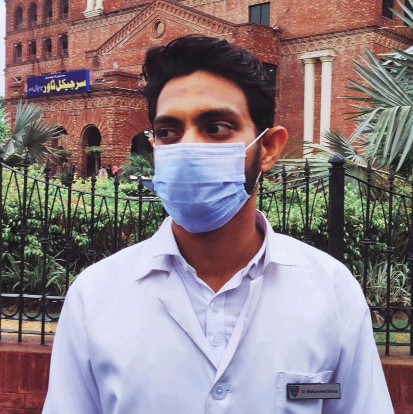 Mohammed Shimar's profile on Curofy