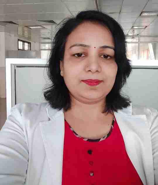 Dr. Poonam Bala's profile on Curofy
