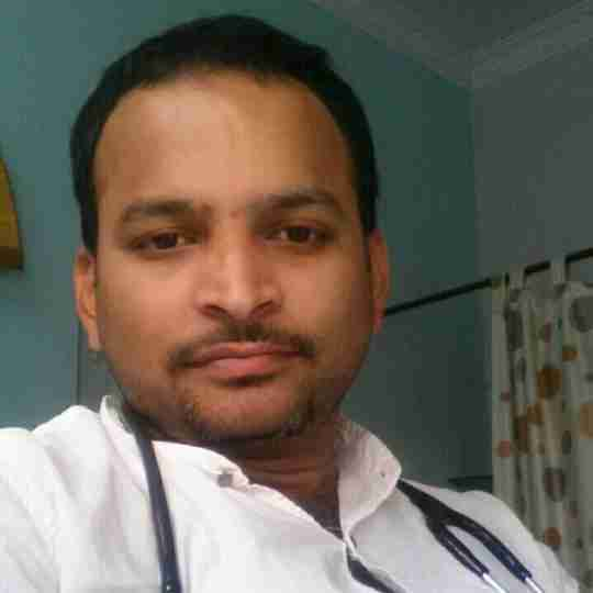 Dr. Anilkumar Yela's profile on Curofy