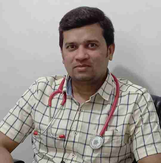 Dr. Yogesh Kankariya's profile on Curofy