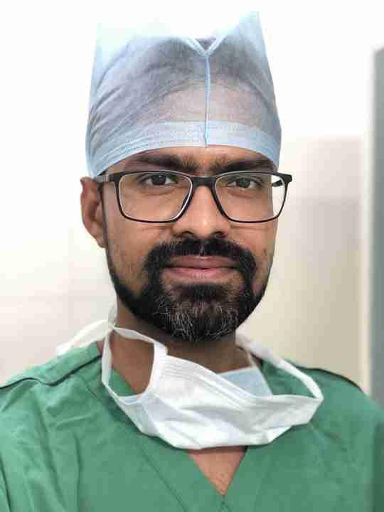 Dr. B L Bairwa's profile on Curofy