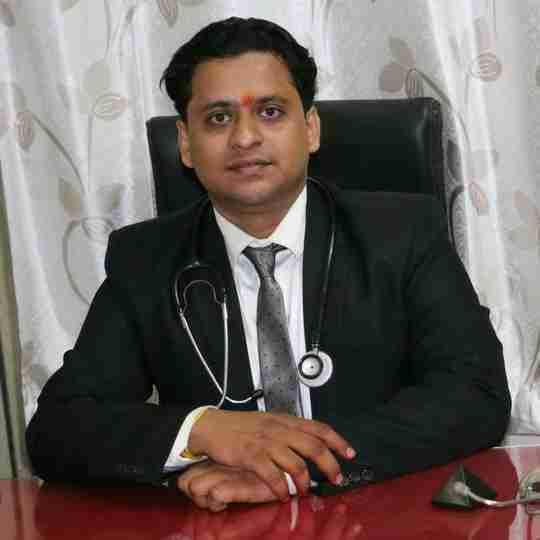 Dr. Prasad Patil's profile on Curofy