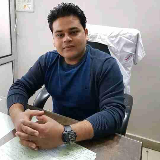 Dr. Bhaskar Gaur's profile on Curofy