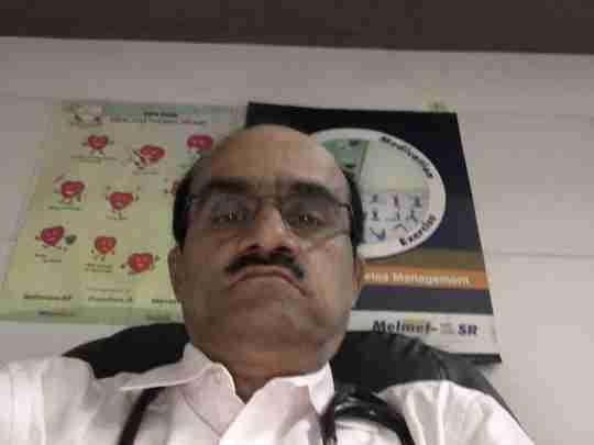 Dr. Sripathi Rao's profile on Curofy