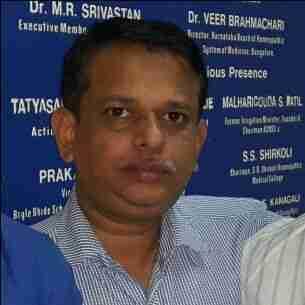 Dr. Ashok's profile on Curofy