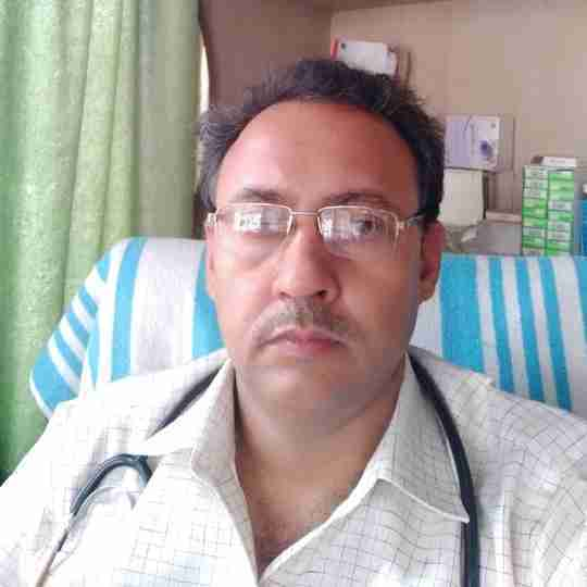 Dr. Parveen Kumar's profile on Curofy
