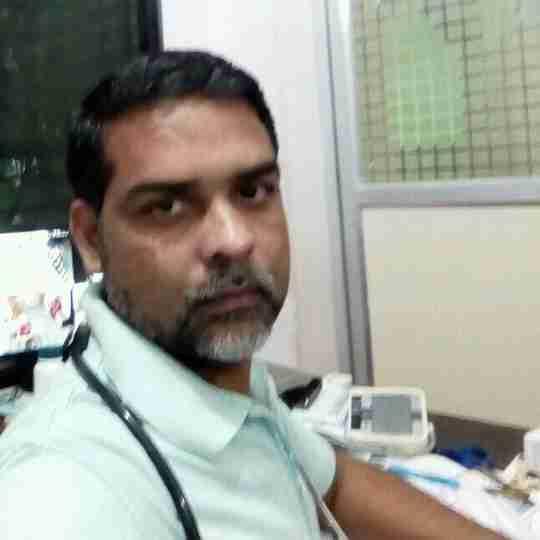 Dr. Ashrafali Shaikh's profile on Curofy