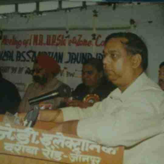 Dr. Radhey Lal Kesarwani's profile on Curofy