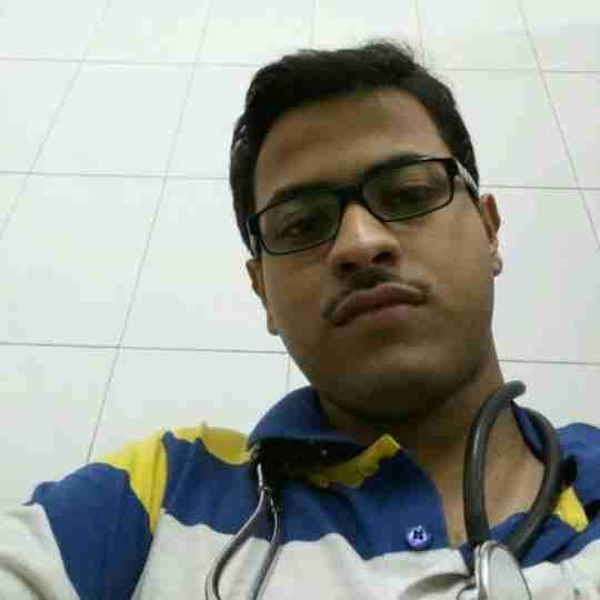 Dr. Arnab Chowdhury's profile on Curofy