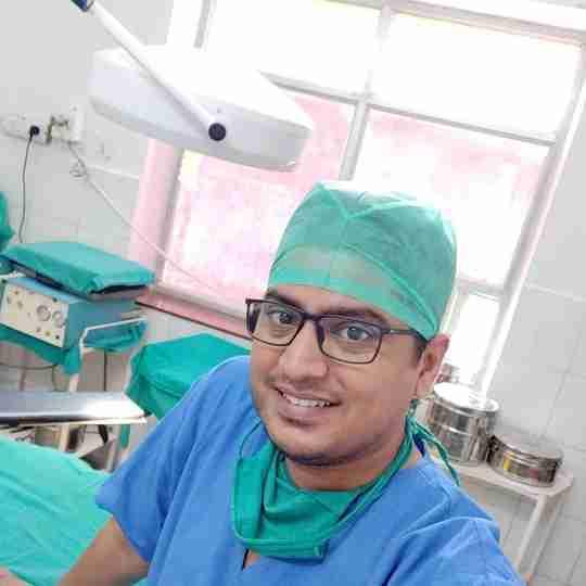 Dr. Pramod Jangid's profile on Curofy