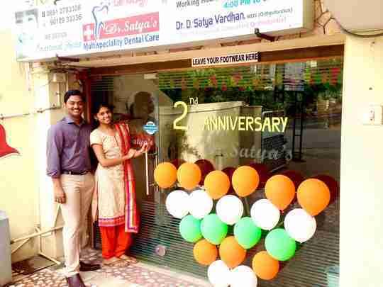 Dr. Satya Vardhan Dandugula's profile on Curofy