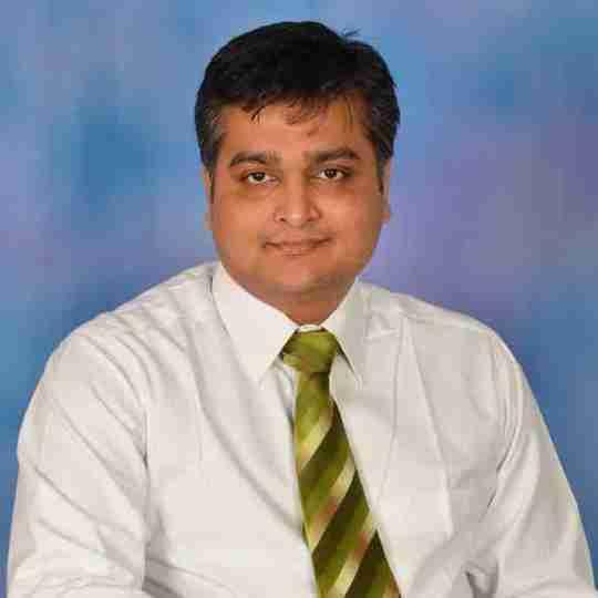Dr. Nitesh Jain's profile on Curofy