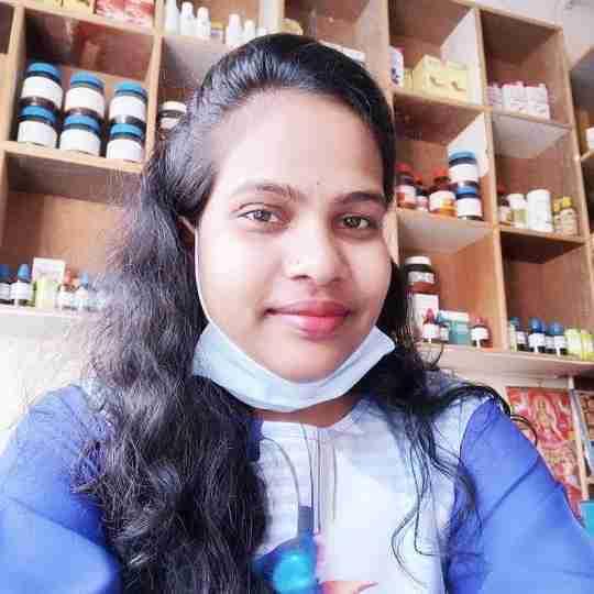 Dr. Sweta Kumari's profile on Curofy