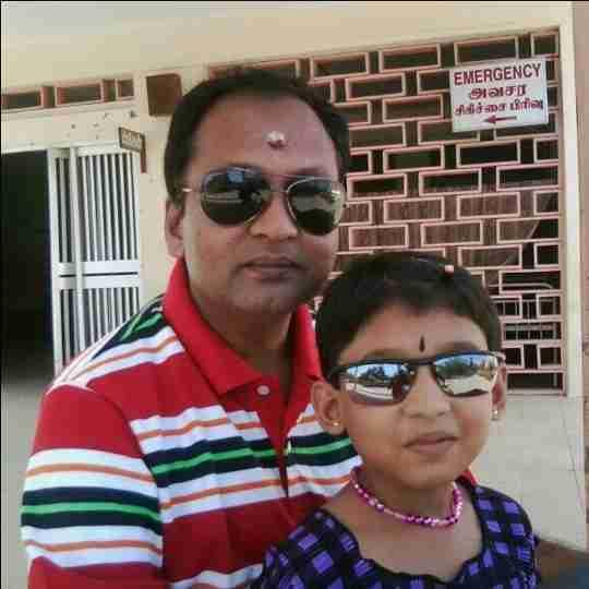 Sriram Kanagavel's profile on Curofy
