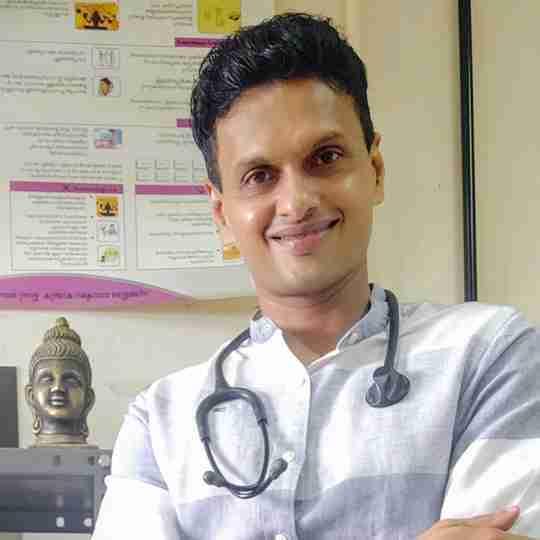 Dr. Sumesh Balachandran's profile on Curofy