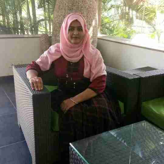 Arefa Vadaliwala's profile on Curofy