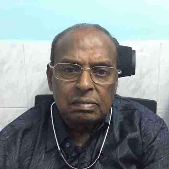 Dr. Mathlprakasam Ganapathi's profile on Curofy