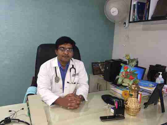 Dr. Harish Kumar Yedla's profile on Curofy