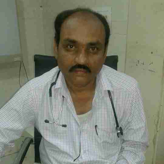 Dr. Srinivas Chakravarthi's profile on Curofy
