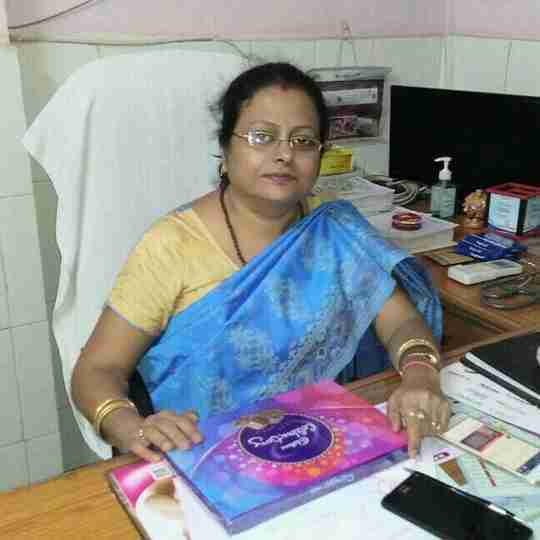 Dr. Sangeeta Roy's profile on Curofy