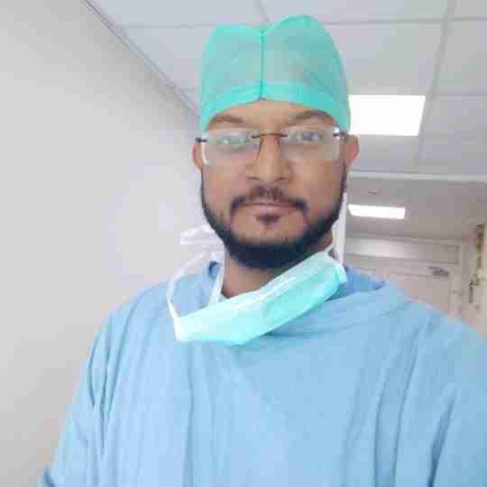 Dr. Raghu Nandan K's profile on Curofy