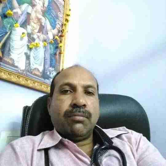 Dr. Aajaykumar Dalavi's profile on Curofy