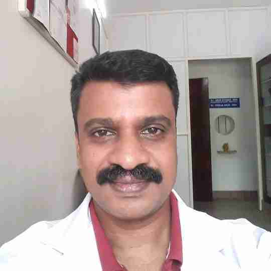 Dr. Arun Sivadas's profile on Curofy