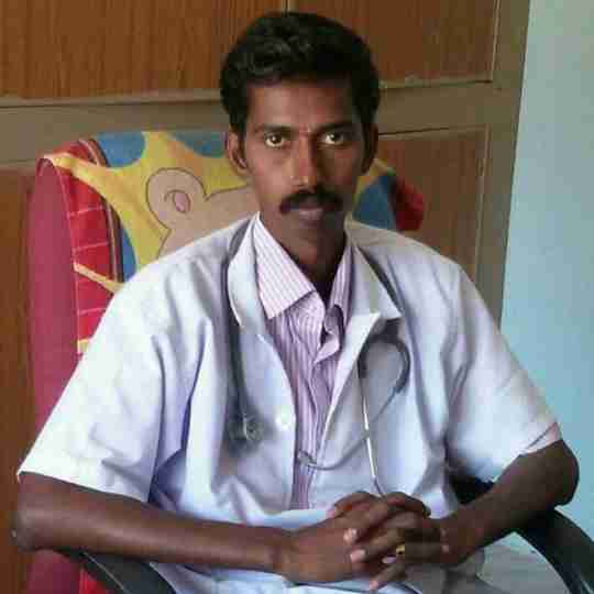 Dr. Selvam Annadurai's profile on Curofy