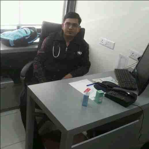 Dr. Dilip Singh Chawda's profile on Curofy