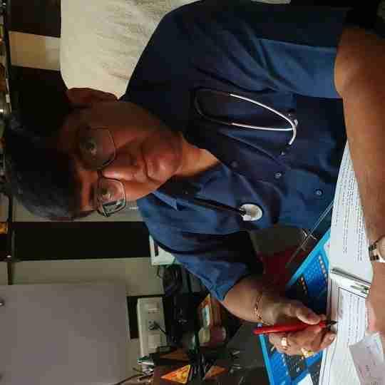 Dr. Raj Ahir's profile on Curofy