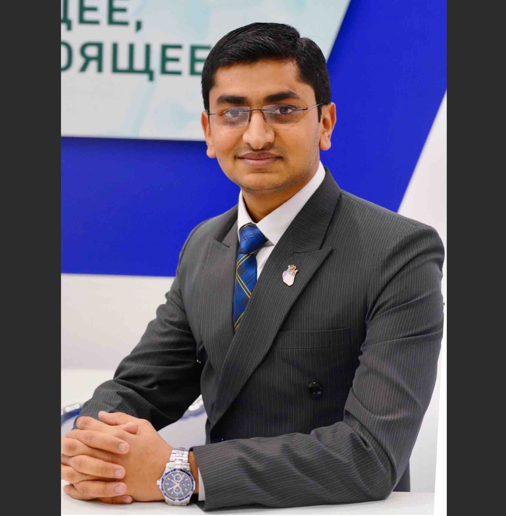 Vizil Desai's profile on Curofy