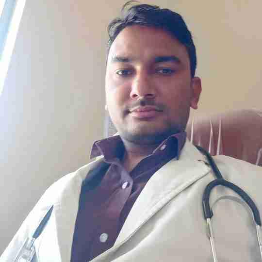 Dr. Prajyot Apine's profile on Curofy