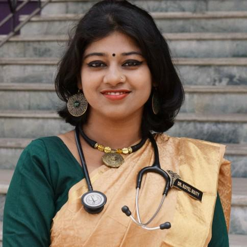 Dr. Koyel Maity's profile on Curofy