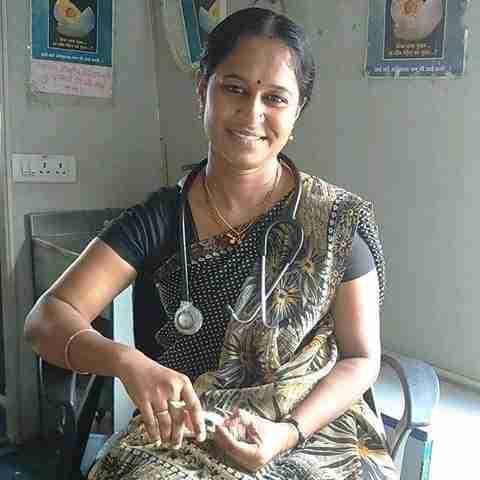 Dr. Dipti Mane's profile on Curofy