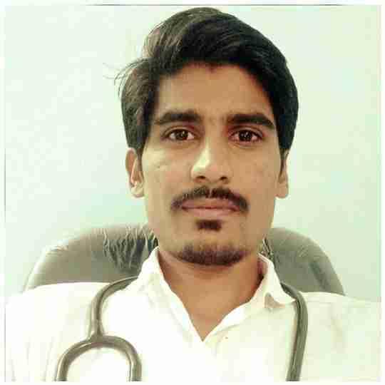 Dr. Rahul Jadav's profile on Curofy