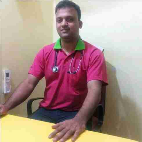 Dr. Sandeep's profile on Curofy