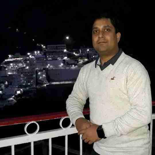 Dr. Kumar Raushan's profile on Curofy