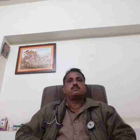 Dr. Sudarshan Ninale's profile on Curofy