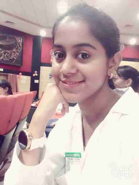 Apoorva Chaudhary's profile on Curofy