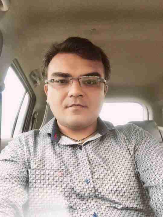 Kalpesh Vasani's profile on Curofy
