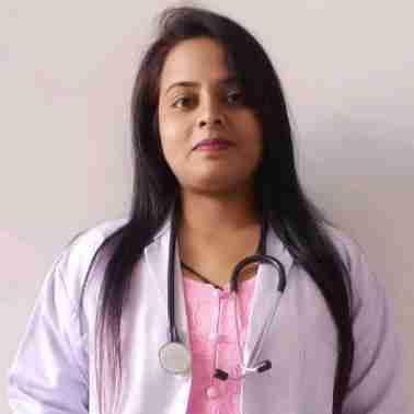 Dr. Kajal Kashyap's profile on Curofy