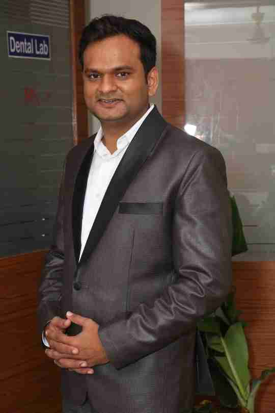 Dr. Sumit Chaudhari's profile on Curofy