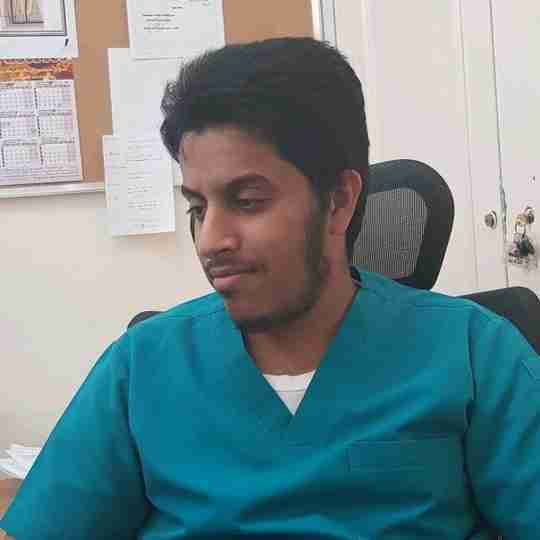 Dr. Fahad Aljuwayr's profile on Curofy