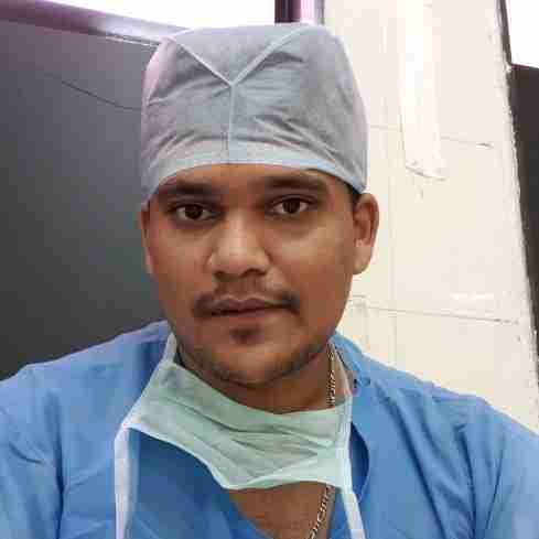Dr. Sachin Gowda's profile on Curofy