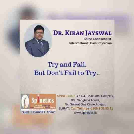 Dr. Kiran Jayswal's profile on Curofy