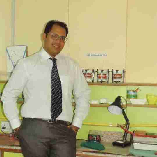 Dr. Nirban Mitra's profile on Curofy