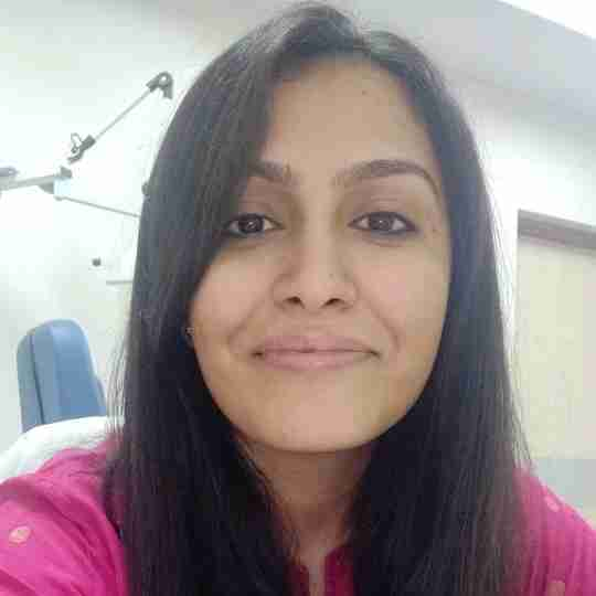 Dr. Shruti Sanghavi's profile on Curofy